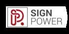 Logo Signpower webshop