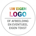 Logo sticker - Rond - Logostickers